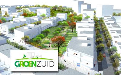 Cores Development - Woonwijk Groen Zuid in Hoboken