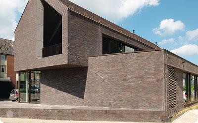Niewe kleuren voor Eco Brick van Wienerberger in Gamma Terca en Desimpel