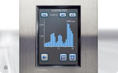 My Home Energiebeheersysteem van Legrand