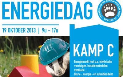 Energiedag bij Kamp C te Westerlo