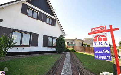Era barometer vastgoedmarkt - Oudere woningen moeilijker verkoopbaar
