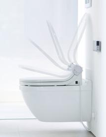 Facq - Douche WC