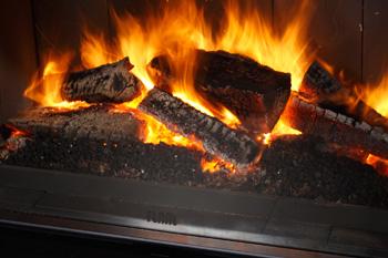 Flam - kolenstook haarden