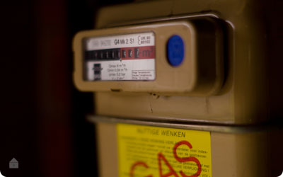 Gastarieven - Gasmeter
