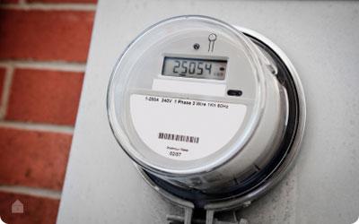 Gratis elektriciteit voor huishoudelijke verbruikers