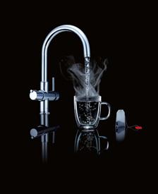 Grohe Red - Instant kokend water met Childlock en CoolTouch