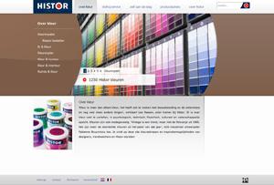 Histor.be - Nieuwe Website