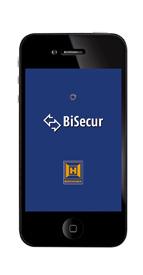 De Hörmann BiSecur Gateway app