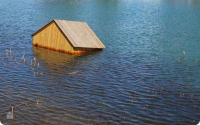 Informeren onroerend goed in overstromingsgevoelig gebied