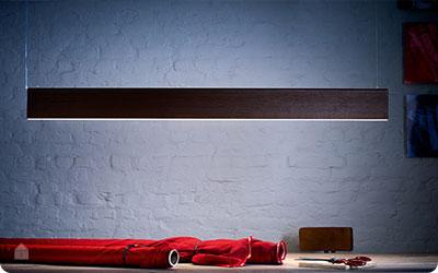 Philips piega luce led armatuur