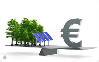 Meerkost hernieuwbare Energie