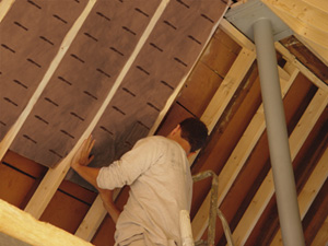Knauf Insulation - Minerale wol voor daken en zolders