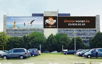 Nieuwbouwproject Oude douanegebouw in Cadixwijk Antwerpen