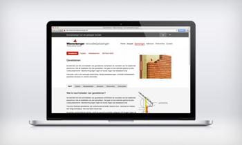 Online Tool voor gevelrenovatie van Wienerberger