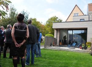 Openhuizenweekend - Mijn Huis Mijn Architect 2012