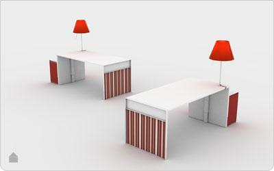 Interieur 2012 - Pami komt met meubel 2.connect
