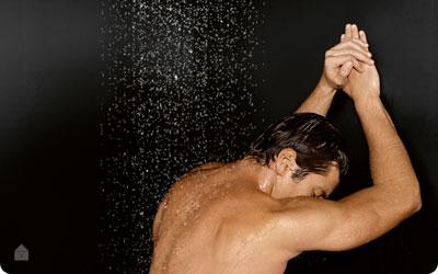 Dornbracht Performing shower Regendouches