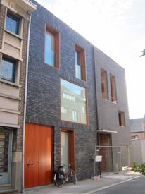 Prijs Jowan Lamon voor Pennespoelstraat 36 in Mechelen