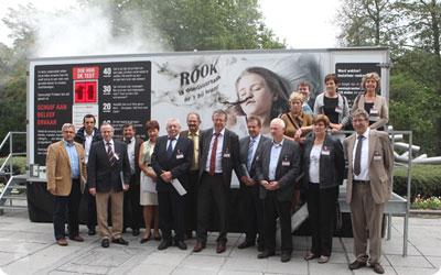 Rookmeldercampagne voor plaatsen Rookmelders in de provincie Antwerpen