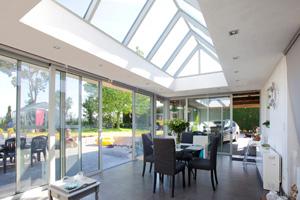 Sapa building system aluminium Topview