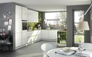 SieMatic - Eigentijdse keuken met greeploos design