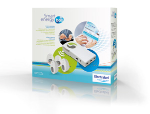Smart energy box - Electrabel Niko Group en Fifthplay