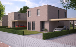 ThuisBest - Modulaire meegroeiwoning Supra Type A
