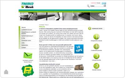 Luchtdicht bouwen met Tremco Illbruck
