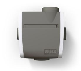 Vasco Ventilatie Units C 400 en D 400 met Silent Ventilation