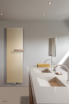 Moderne creatieve designradiatoren van Vasco