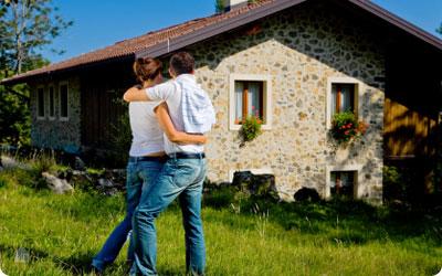 Promotie van verzekering gewaarborgd wonen