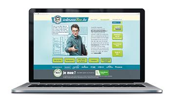 Website IedereenBen.be voor Bijna Energieneutraal Bouwen